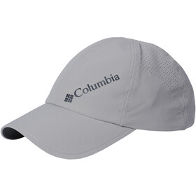 Columbia Silver Ridge III Ball Cap city grey